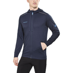Mammut Trovat ML Hooded Jacket Men marine